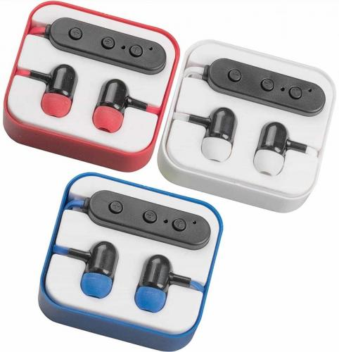 em044 promotional branded colourpop bluetooth earbuds
